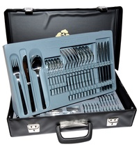 49-piece cutlery sets - prestige packaging