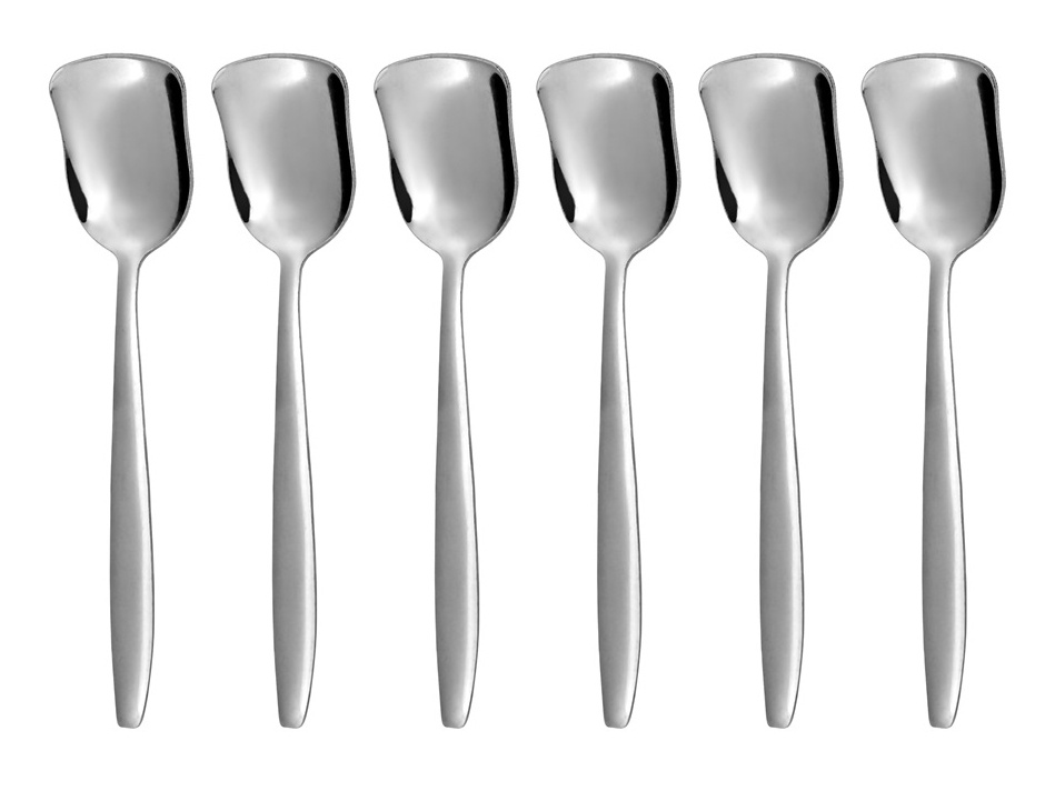 PRAKTIK ice-cream spoon 6-piece - economic packaging