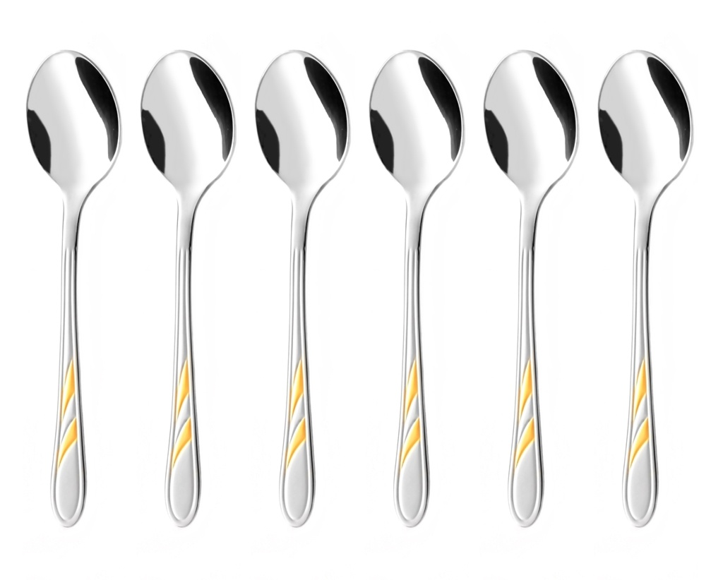 ORION GOLD coffee spoon 6-piece - prestige packaging