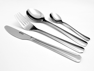 OCTAGON cutlery 24-piece - economic packaging