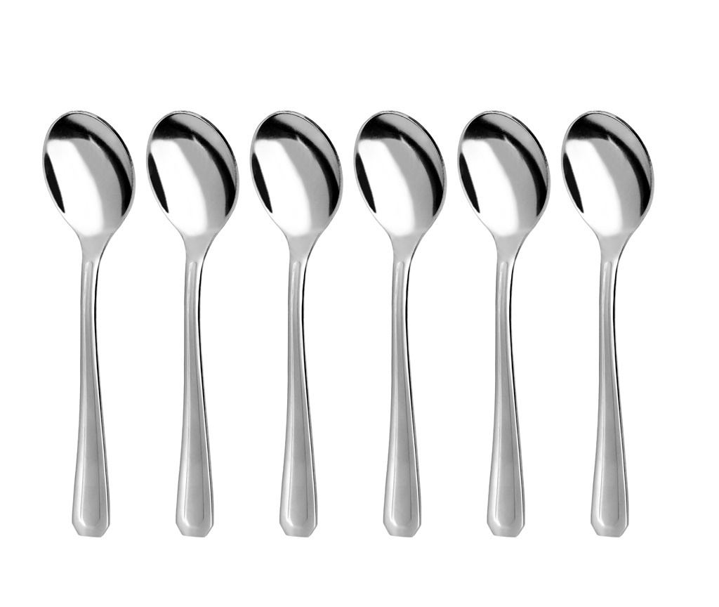 COUNTRY coffee spoon 6-piece - economic packaging