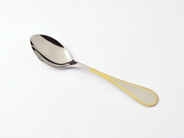 KORAL GOLD coffee spoon