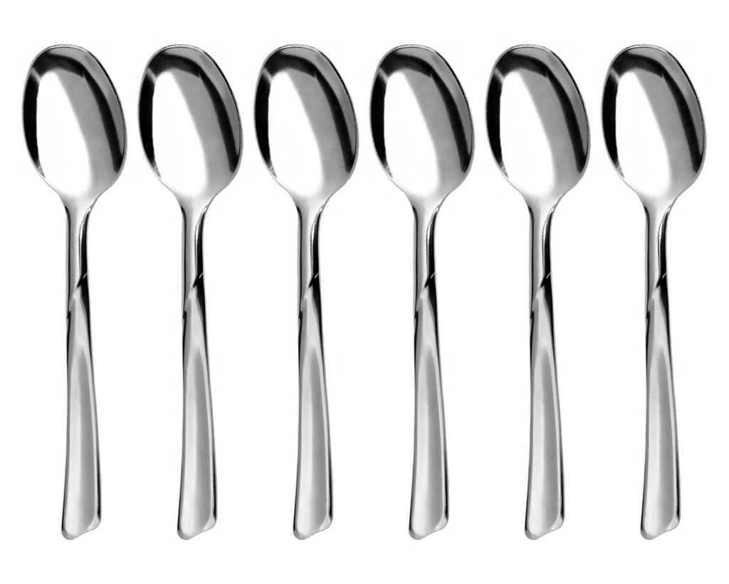 VARENA coffee spoon 6-piece - economic packaging