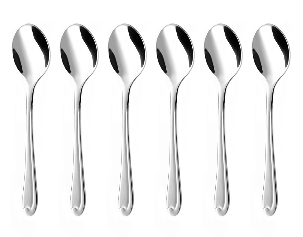 SYMFONIE coffee spoon 6-piece - economic packaging