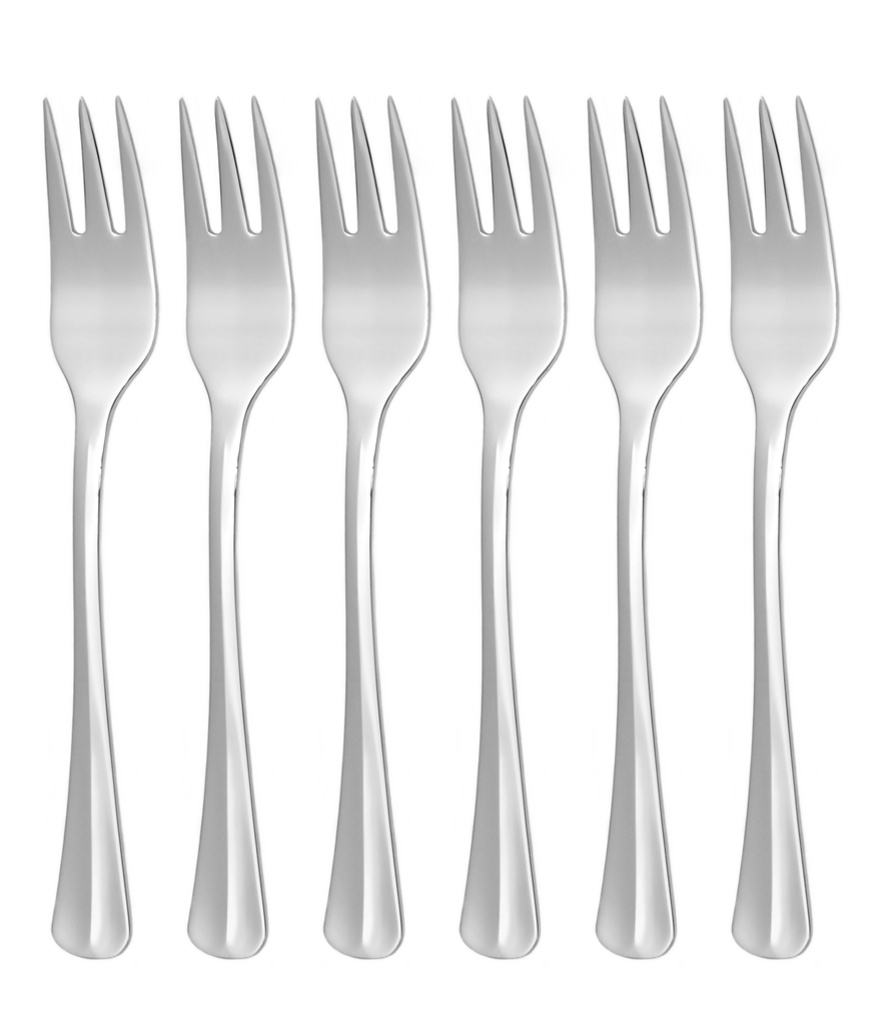 AMOR cake fork 6-piece - modern packaging