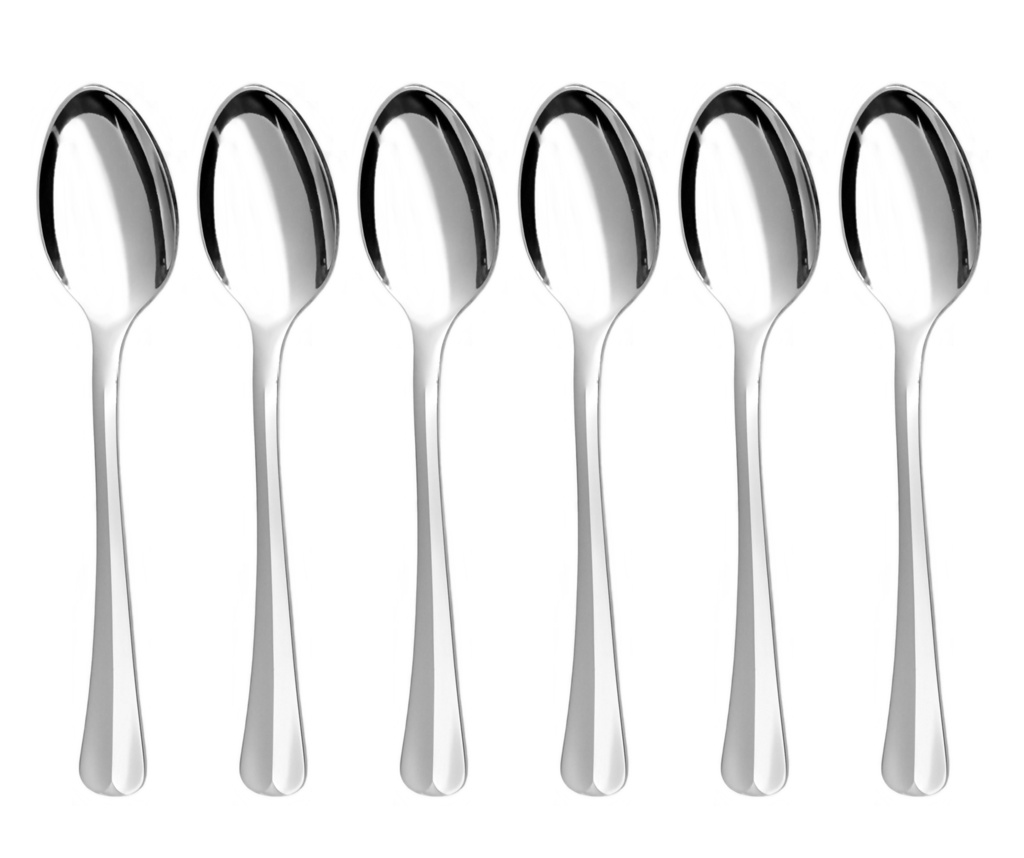 AMOR coffee spoon 6-piece - modern packaging