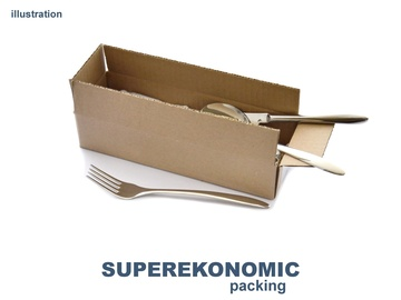 PROGRES cutlery 70-piece - supereconomic packaging
