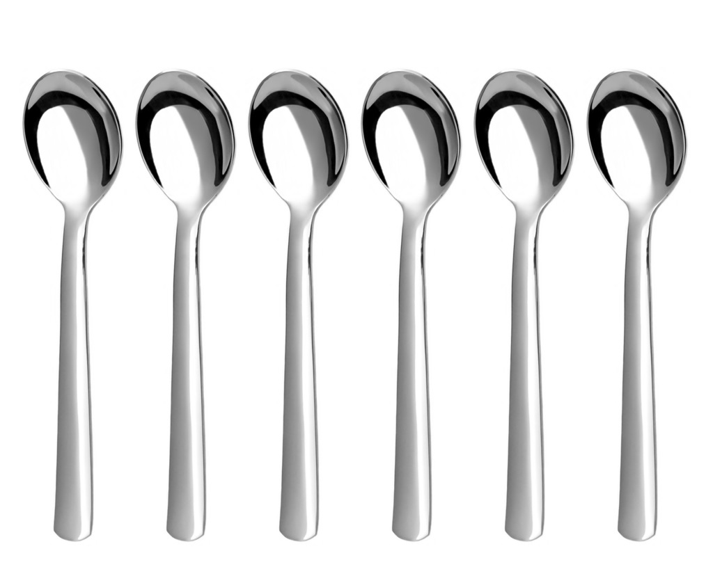PROGRES coffee spoon 6-piece - prestige or trend packaging