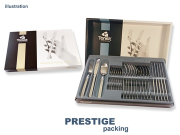 PROGRES cutlery 30-piece - prestige packaging