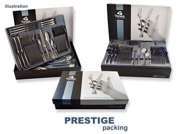 CLASSIC GOLD cutlery 84-piece - prestige packaging