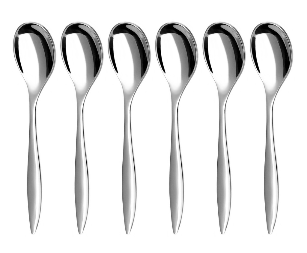 ELEGANCE coffee spoon 6-piece - economic packaging