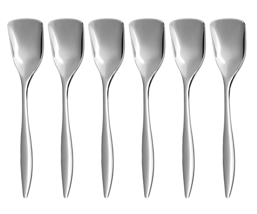 ELEGANCE ice-cream spoon 6-piece - prestige or trend packaging