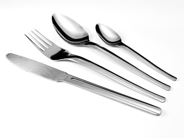 AKCENT cutlery 24-piece - economic packaging