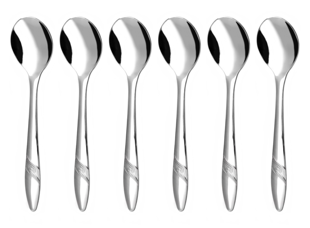 ROMANCE coffee spoon 6-piece - economic packaging
