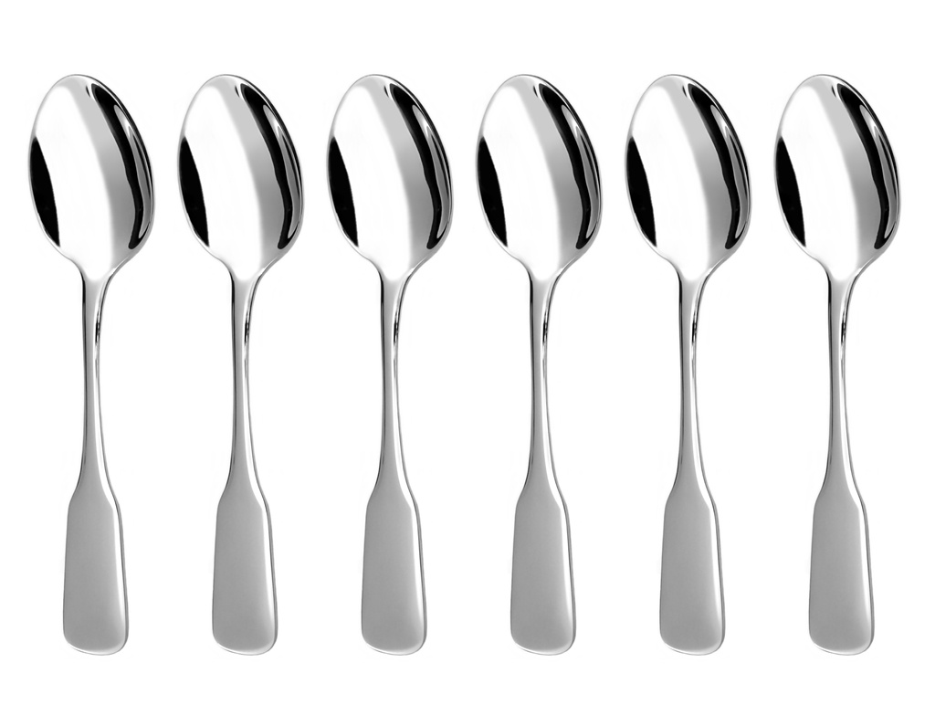 SPATEN coffee spoon 6-piece - economic packaging