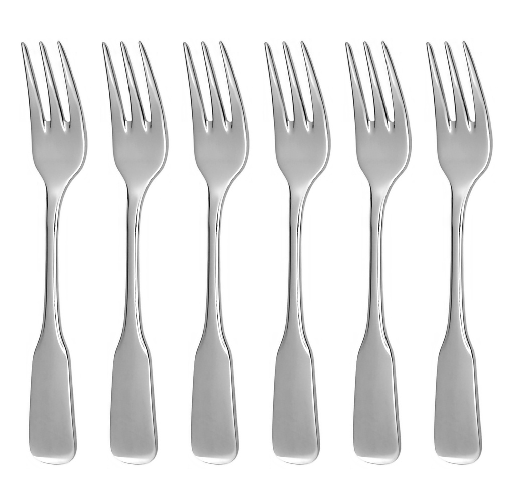 SPATEN cake fork 6-piece - prestige packaging