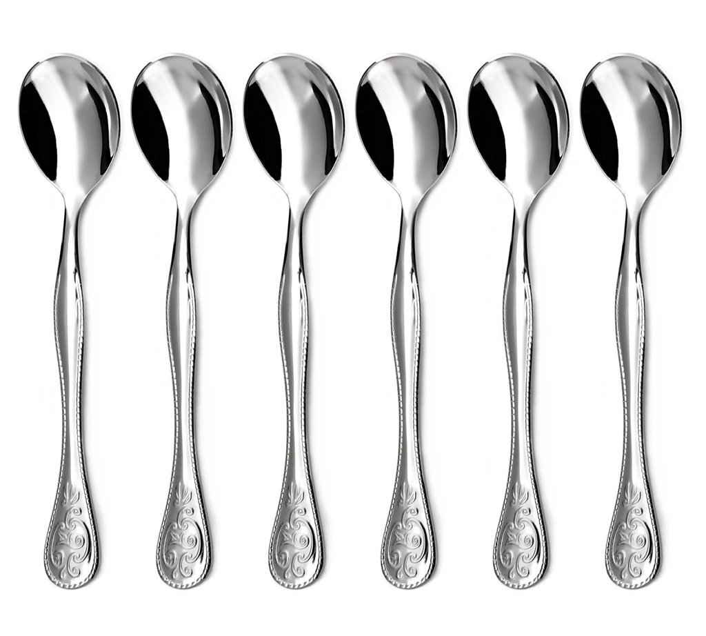 BAROKO coffee spoon 6-piece - economic packaging