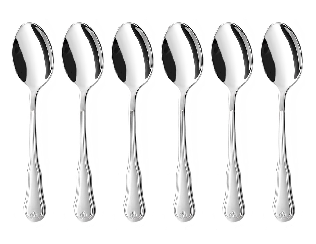 BOHEMIA coffee spoon 6-piece - prestige packaging