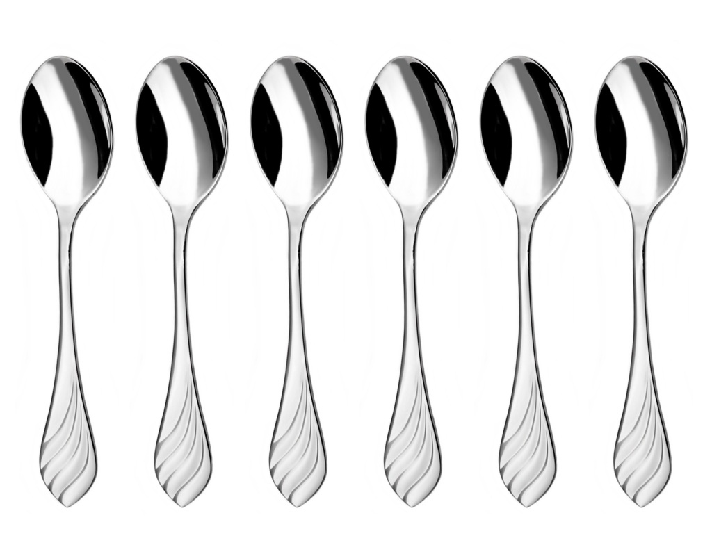 MELODIE coffee spoon 6-piece - economic packaging