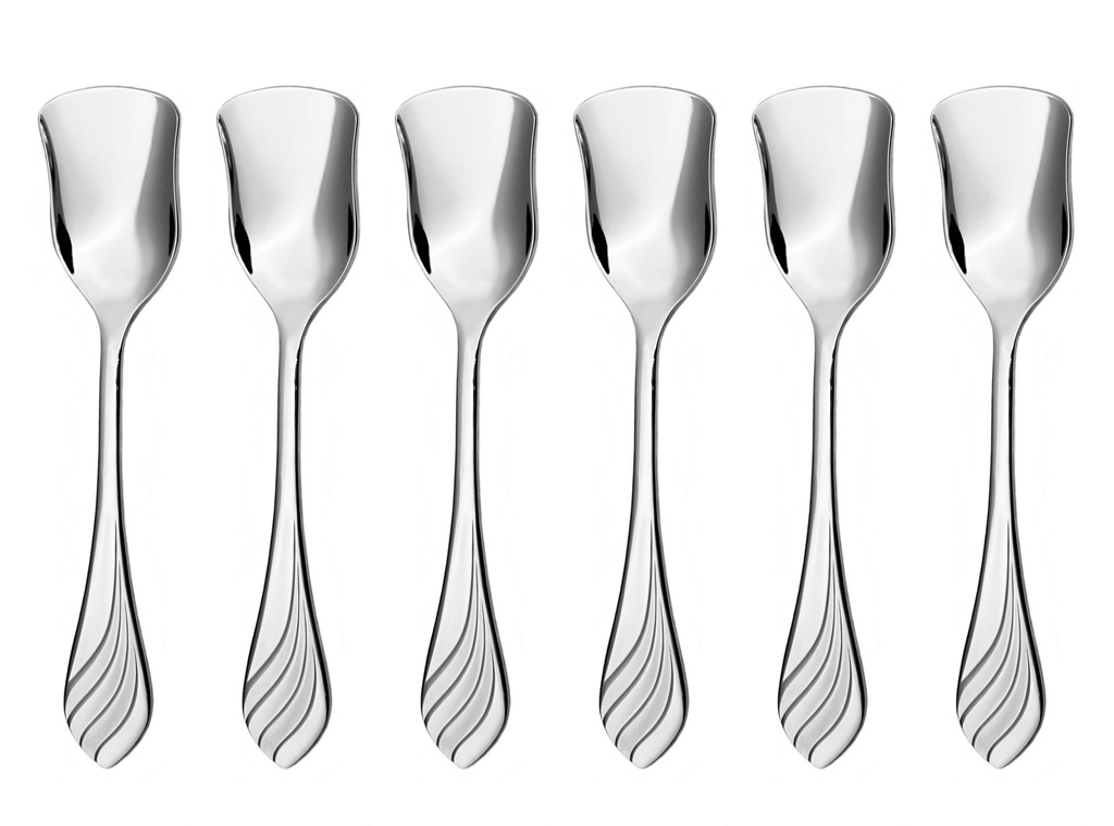 MELODIE ice-cream spoon 6-piece - prestige packaging