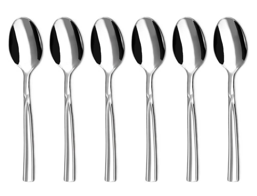 ART coffee spoon 6-piece - economic packaging
