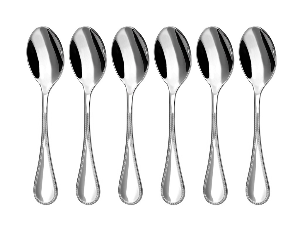 KORAL coffee spoon 6-piece - economic packaging