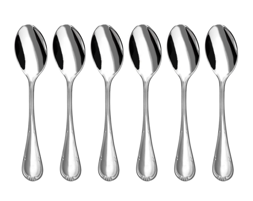 COMTESS coffee spoon 6-piece - economic packaging