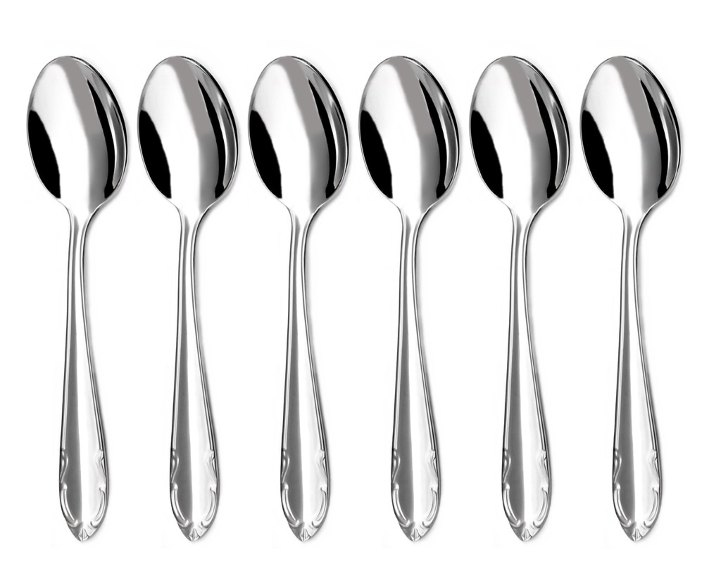 CLASSIC coffee spoon 6-piece - economic packaging