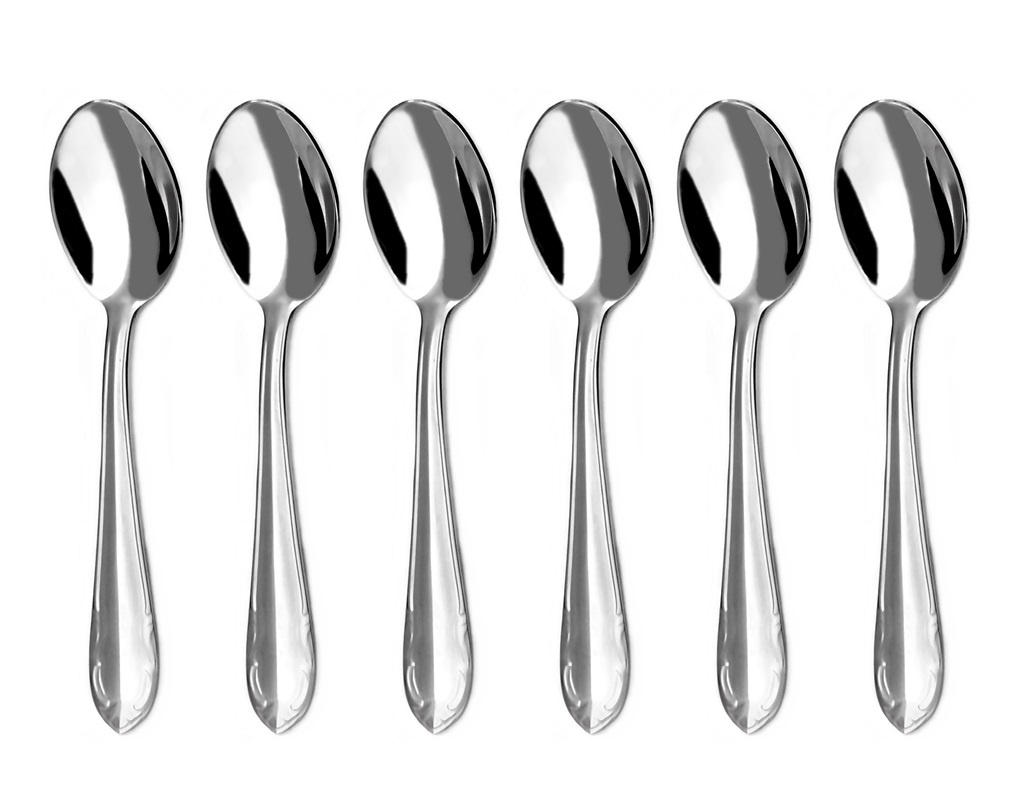 CLASSIC moka spoon 6-piece - prestige packaging