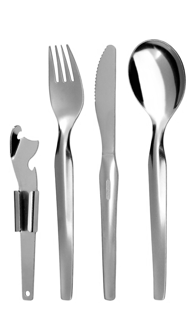TURIST NOVA cutlery 4-in-1 set