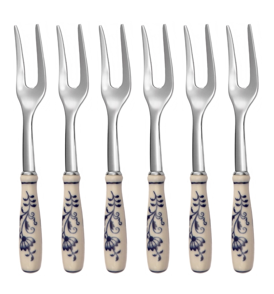 CIBULÁK cocktail fork 6-piece - prestige packaging