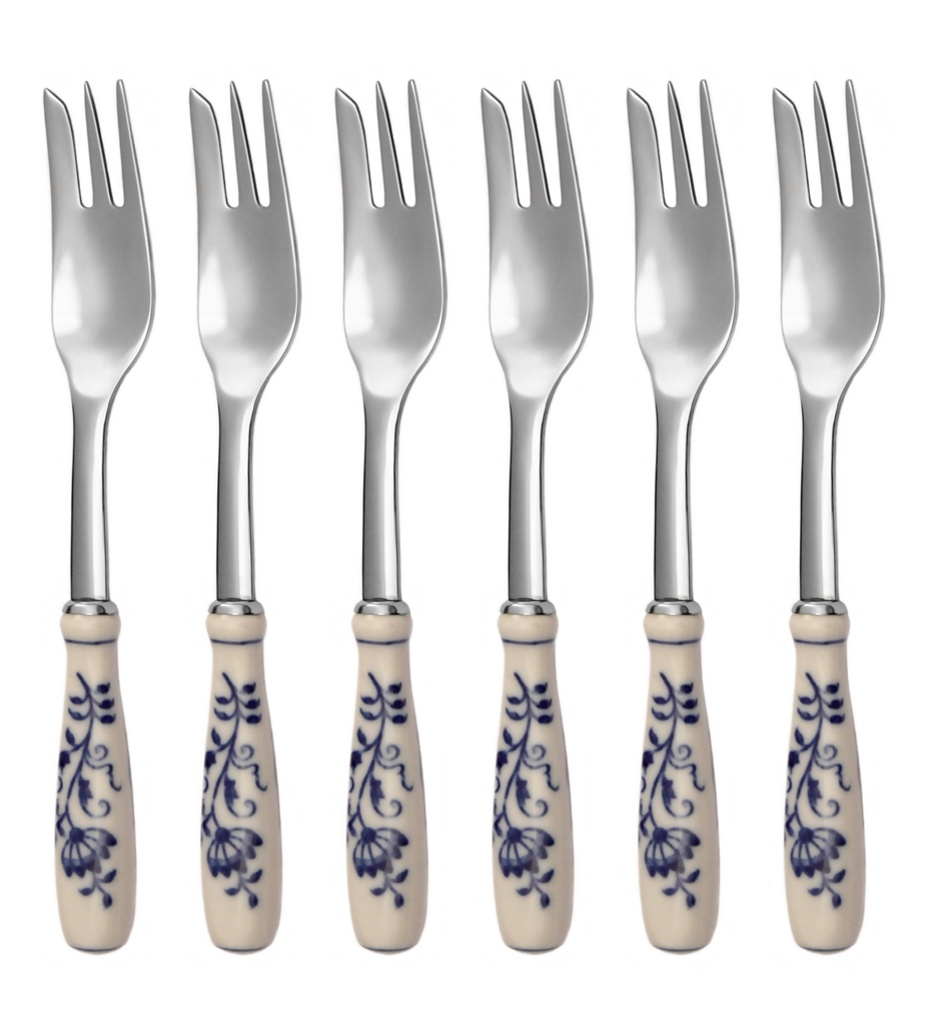 CIBULÁK cake fork 6-piece - prestige packaging