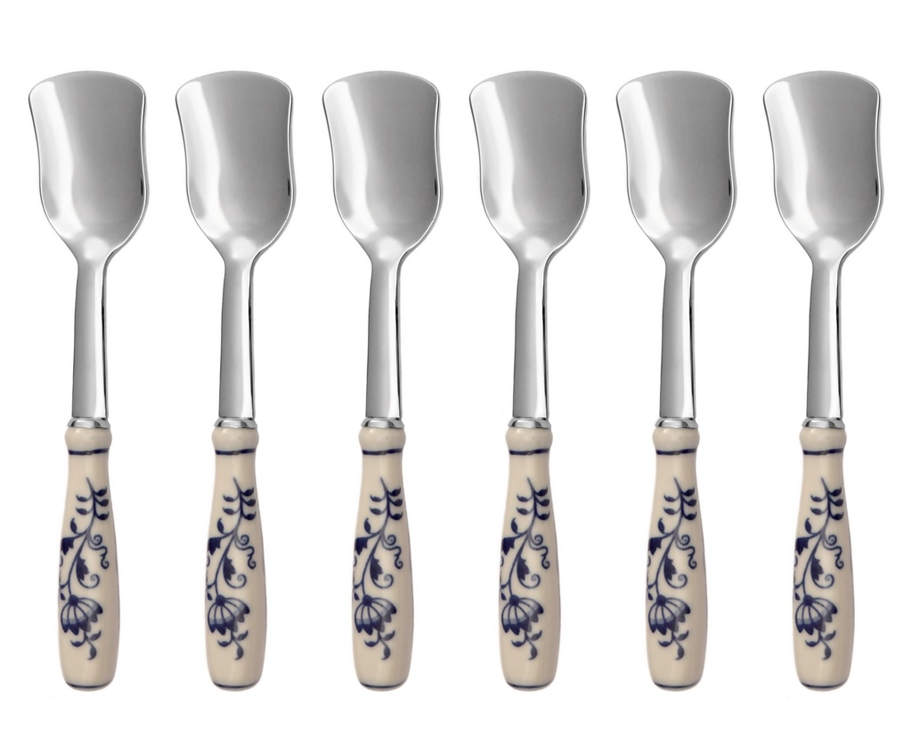 CIBULÁK ice-cream spoon 6-piece - prestige packaging