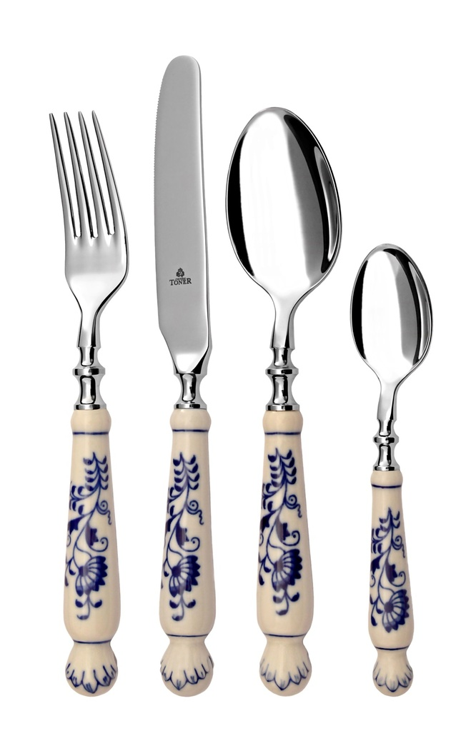 CIBULÁK ORIGINAL BOHEMIA cutlery 24-piece - prestige packaging