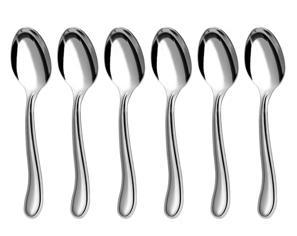 LAMBADA coffee spoon 6-piece - modern packaging