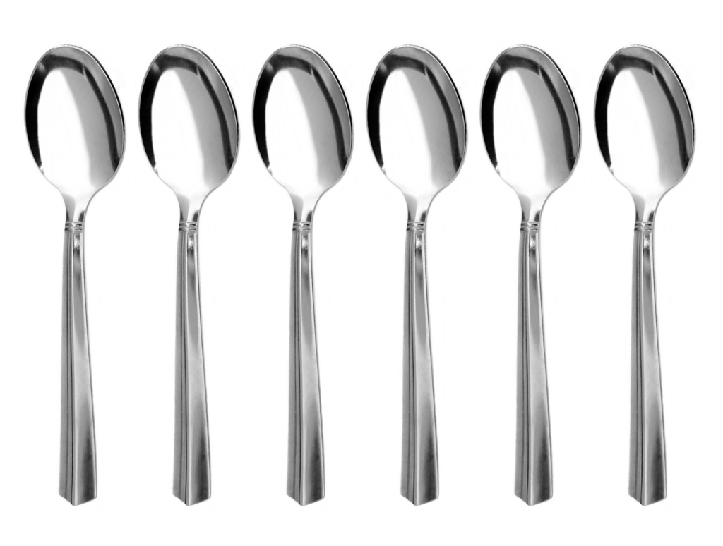 KORINT coffee spoon 6-piece - economic packaging