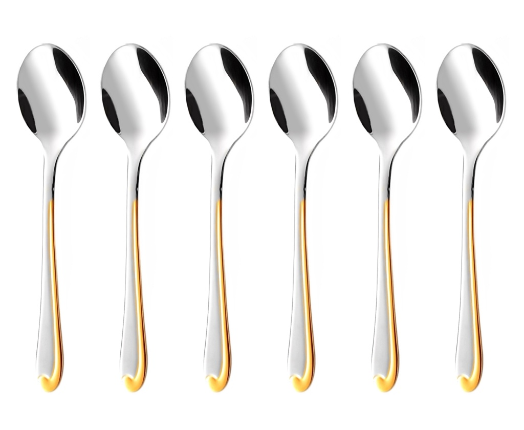 SYMFONIE GOLD coffee spoon 6-piece - prestige packaging